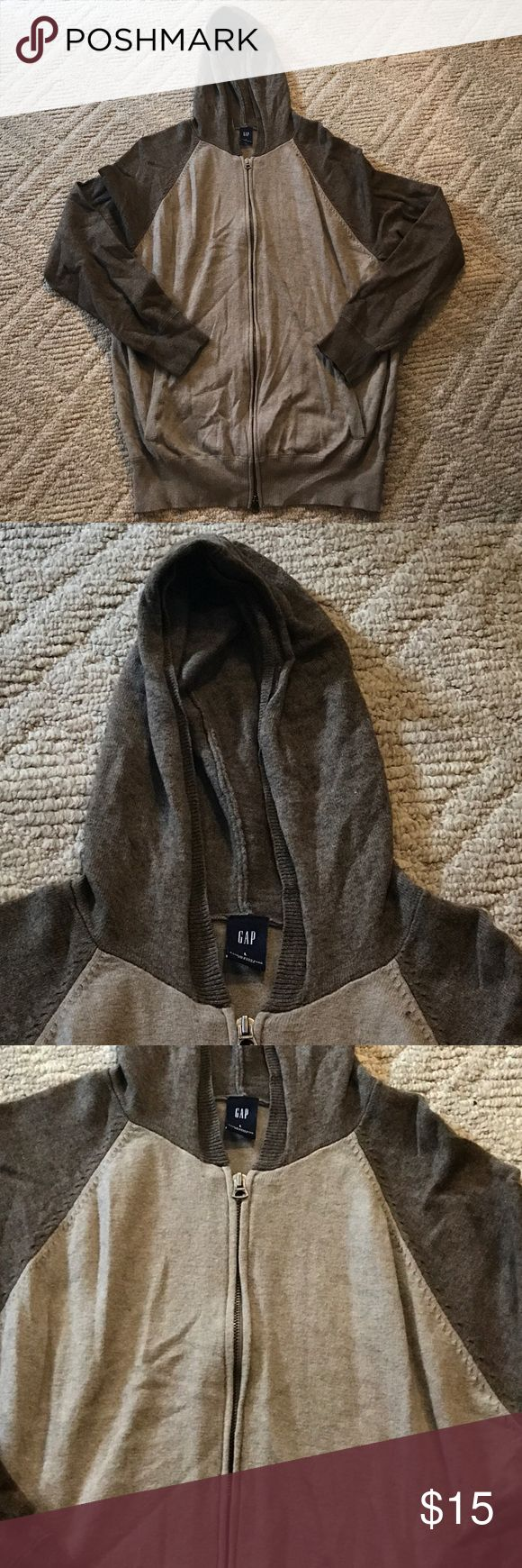 Men's gap jacket size large Men's gap jacket size large. Great condition.  brown and tan. GAP Jackets & Coats