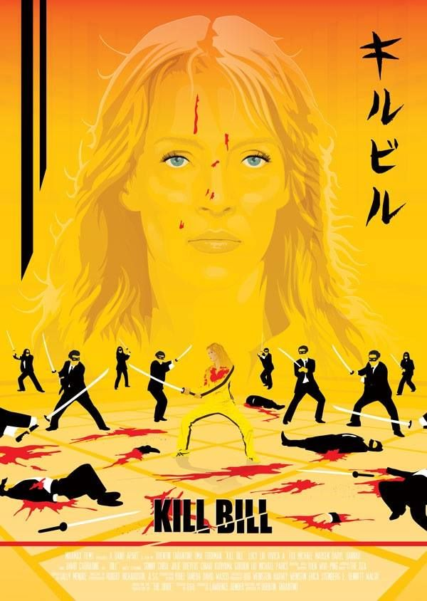 kill bill: vol. 1 (2003).