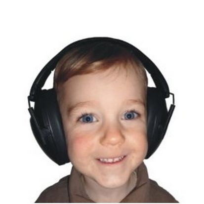 Kids Ear Defenders are noise protection headphones or ear muffs, which dampen down external noises by completely covering the outer ear. For ages 0 - 12 years.