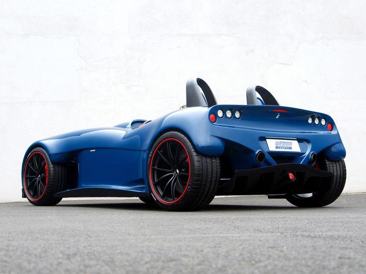 Wiesmann Spyder Concept '03.2011