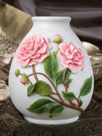Ispirazione per vaso: Camellia Table Vase