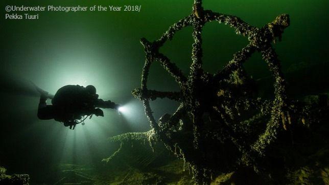 A búvárok lélegzete is elállt attól, amit a tenger mélyén fotóztak