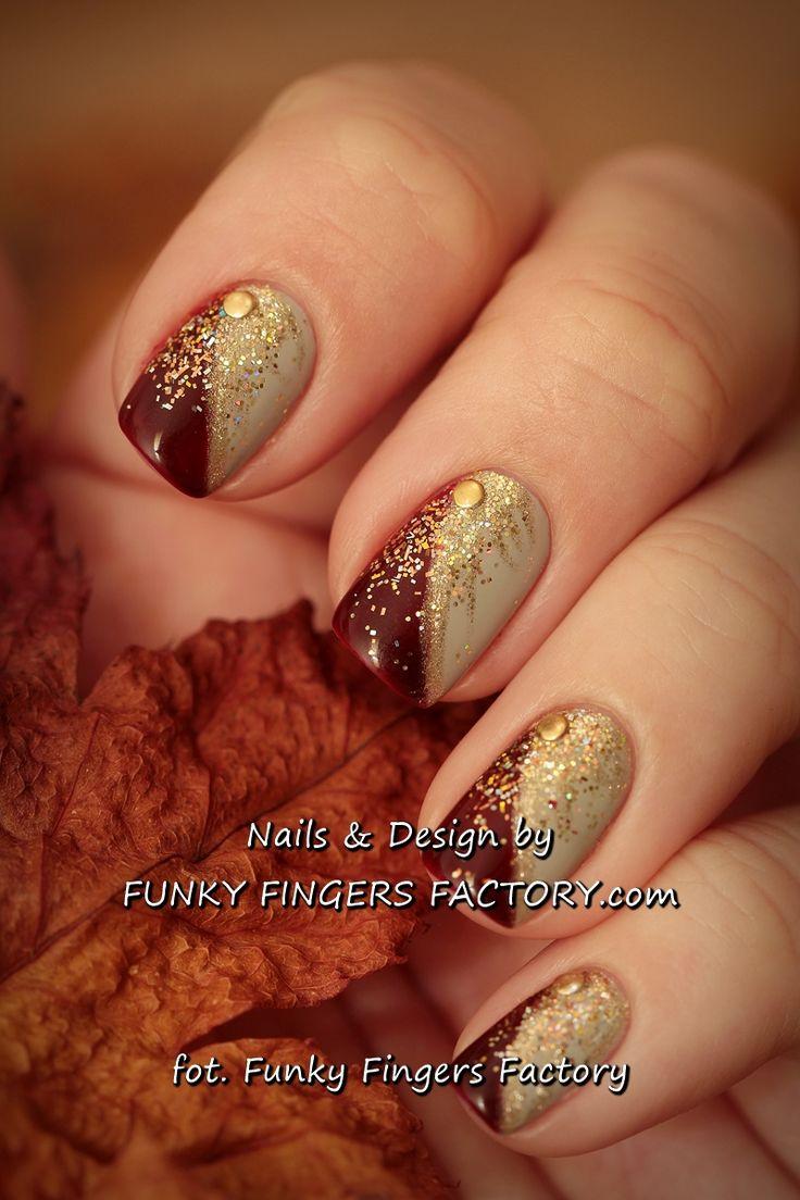Gel Nail Polish Fall Designs Creative Touch