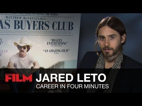 Jared Leto: Career in Four Minutes - YouTube