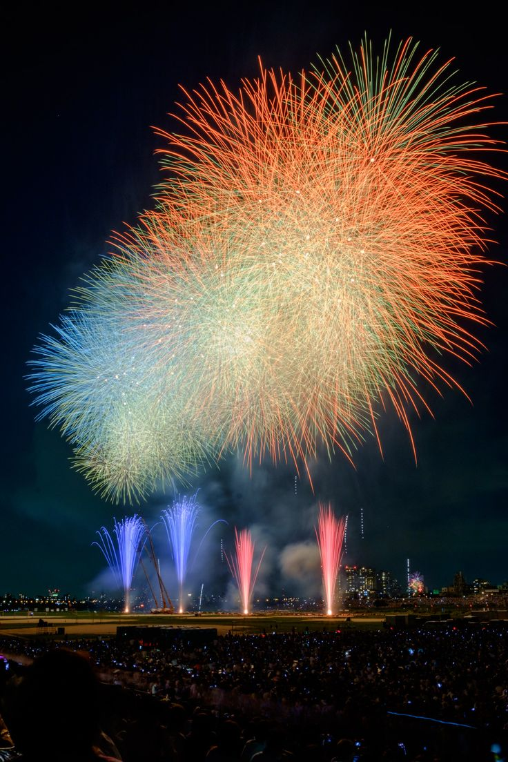 2016年8月 第41回 江戸川区花火大会に行ってきた。 前回の第39回より2年ぶりである。                 以前の花火大会はこちら。…