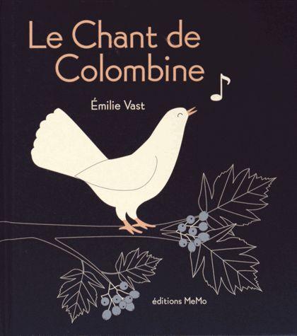 Colombine est une oiselle amoureuse. Pour attirer l'attention de Pierrot, l'élu de son coeur qui ne pense qu'à contempler la lune, elle compose un chant d'amour. Ce livre en noir et blanc, parsemé de couleurs, nous raconte une belle histoire qui respire la joie, et intéressera petits et grands.