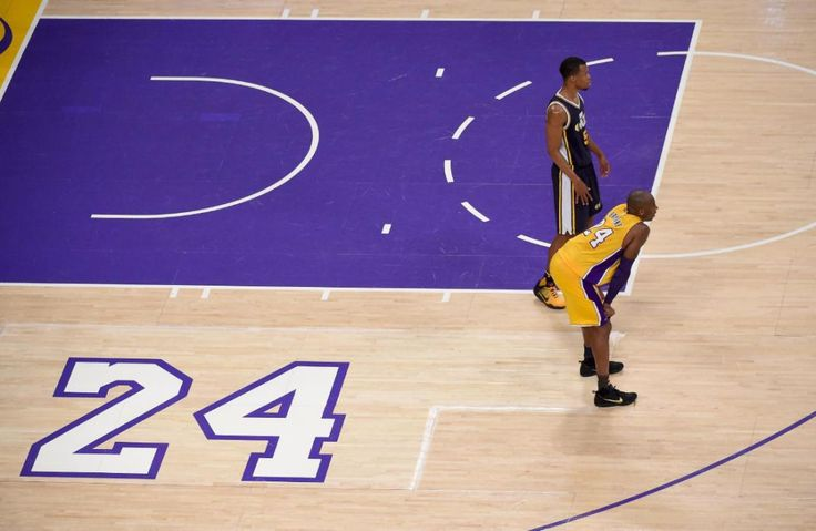 Kobe Bryant scores 60 points in final NBA game - thank you black mamba 4.13.16