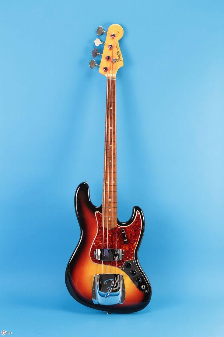 1965 Fender® Jazz Bass®  1965 Fender® Jazz Bass® 1965 Fender® Jazz Bass®