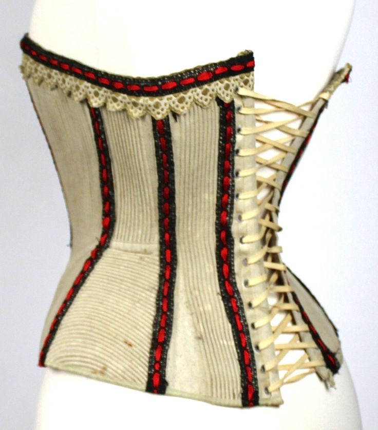 Corset 19th Century 59 best images about U...