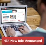 434 New Jobs Announced This Week 2nd-8th March in Ireland