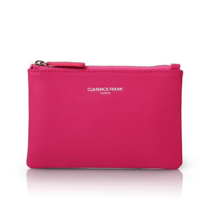 Image of Savvy Rose Coin Purse - Pink <s> WAS $49.00 </s>