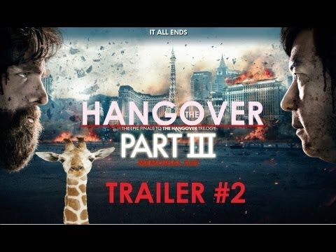 The Hangover Part III have to see it!!! I love all the other ones. Really excited for it to come out :)