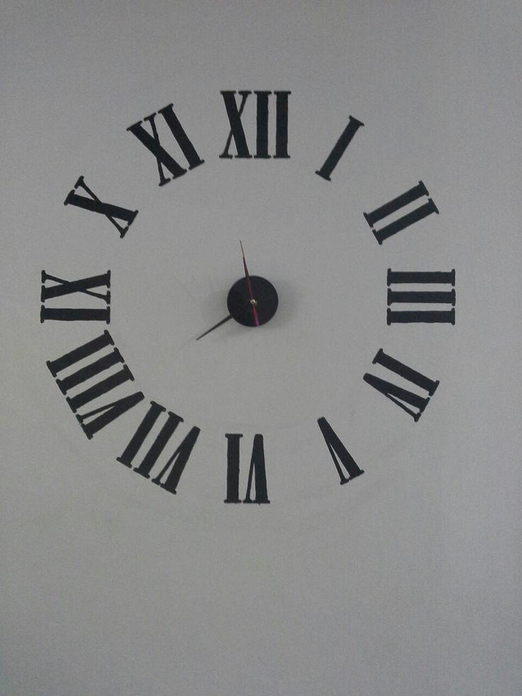 My living room clock