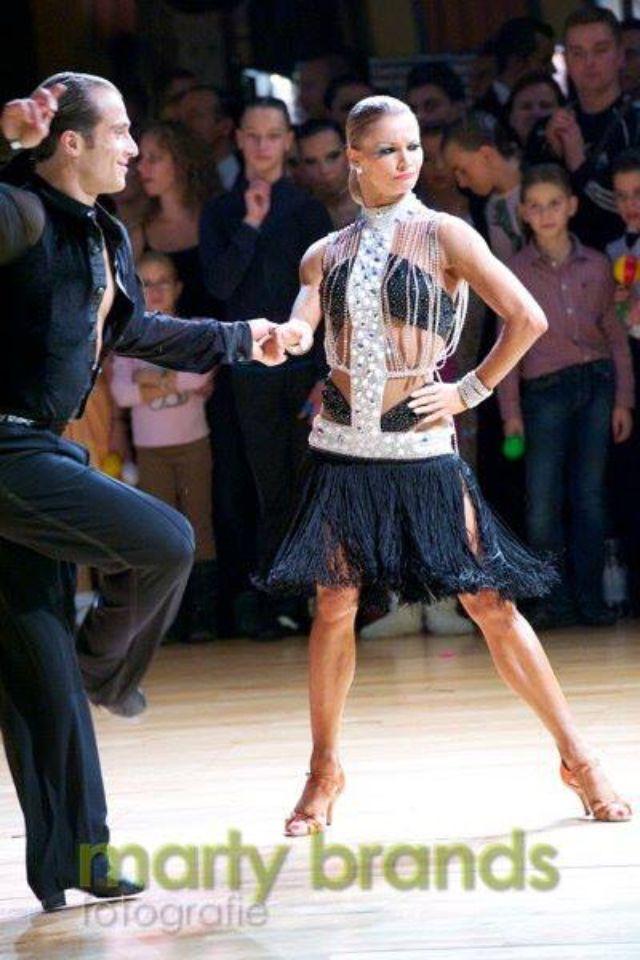 Professional Latin Competitors Riccardo and Yulia!
