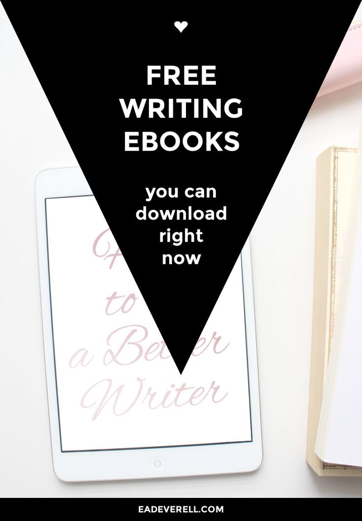 These writing ebooks are GOLD! If you're after writing advice, writing tips or writing inspiration, you need these books in your library!