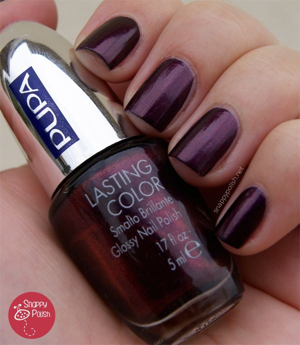 Pupa 619 Deep Ruby / China Doll Collection