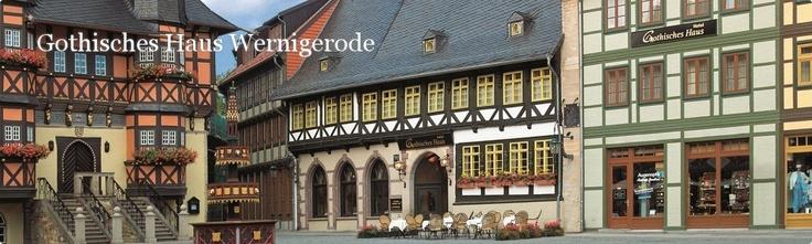Travel Charme Hotel Gothisches Haus in Wernigerode am Harz. 4-Sterne-Superior Hotel am historischen Marktplatz der Stadt Wernigerode. Exklusiver Wellnessbereich und ausgezeichnete Küche.