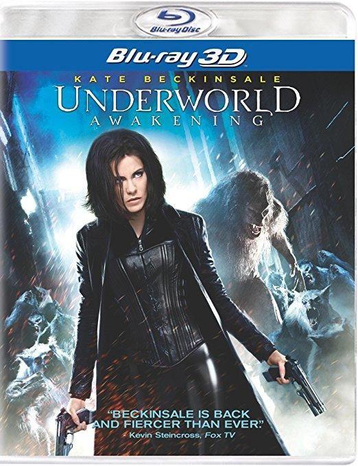 Kate Beckinsale & Stephen Rea & Måns Mårlind & Björn Stein -Underworld: Awakening