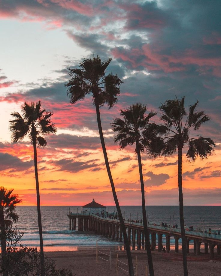 Manhattan Beach California by @debodoes by CaliforniaFeelings.com california cali LA CA SF SanDiego
