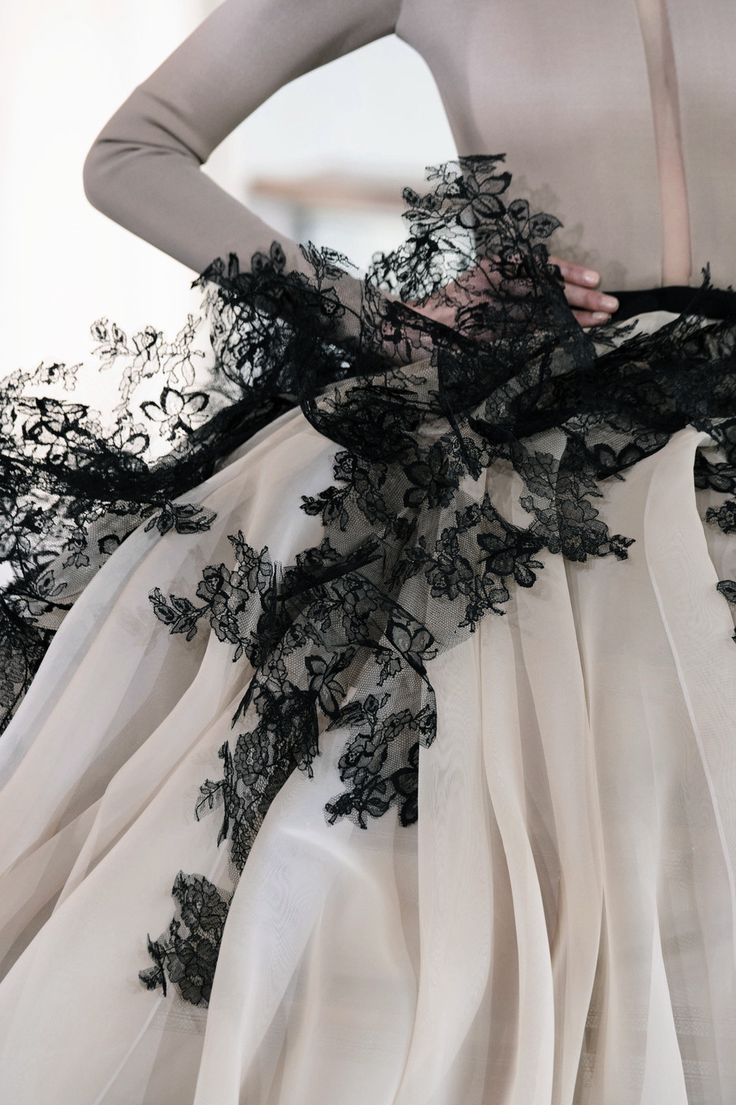 "fashioninquality: ""Stephane Rolland Couture Spring Summer 2015 """