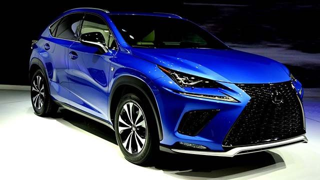 2019 Lexus Nx 300h The Smallest Hybrid In The Lineup Lexus Car Model Car Girls