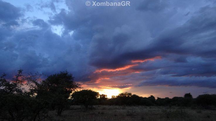 Picturesque Sunset @ Xombana