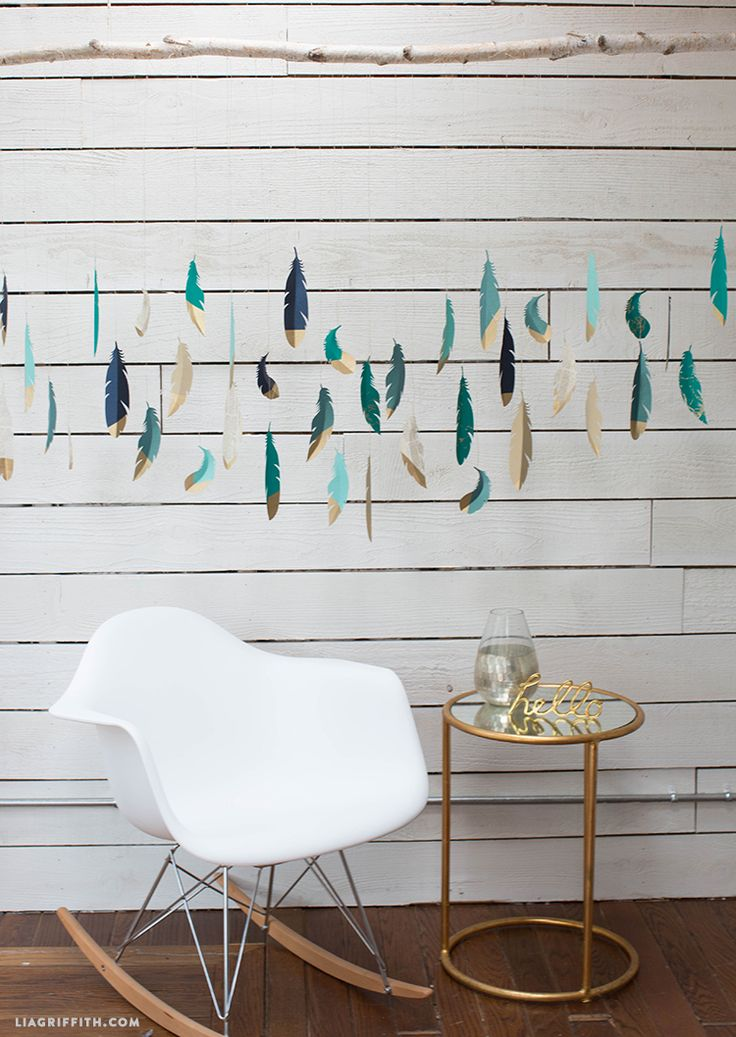 You Won't Believe These Chic Paper DIYs http://www.bhg.com/blogs/better-homes-and-gardens-style-blog/2016/12/26/you-wont-believe-these-chic-paper-diys/