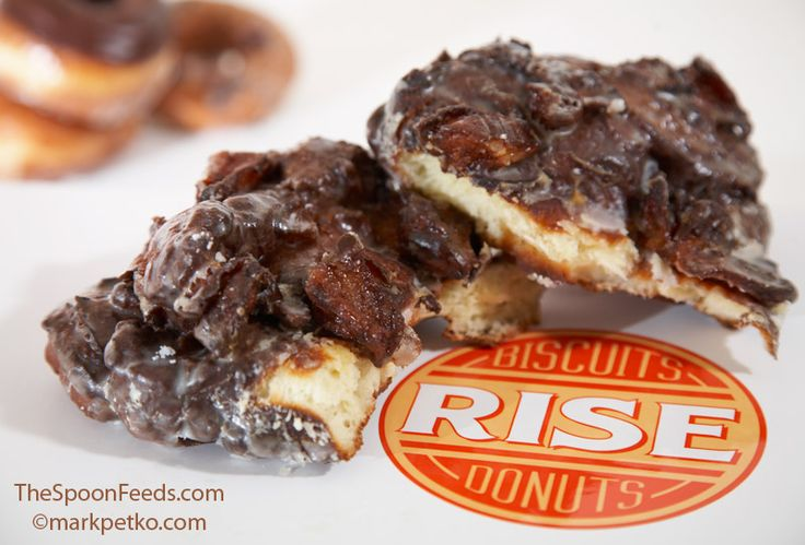 Apple Fritter from Rise Durham on thespoonfeeds.com #ChapelHill #Northcarolina #Fun #Durham