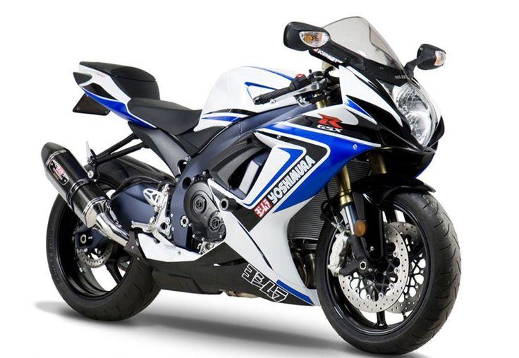 2011 SUZUKI GSX-R750 Yoshimura Limited Edition: