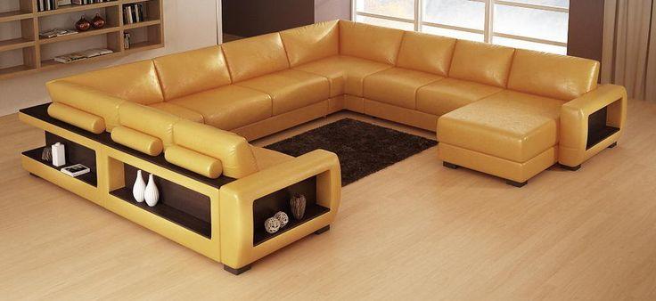 """Купить товарSaint tropez современный интерьер диван для гостиной золотой кожаный немецкой сделал в категории Диваны для гостинойна AliExpress.      Современные блок с Уникальный дизайн""""  360 градусов """",  Многочисленные опции, которые у"""