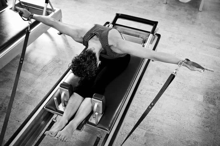 Rowing on the Reformer