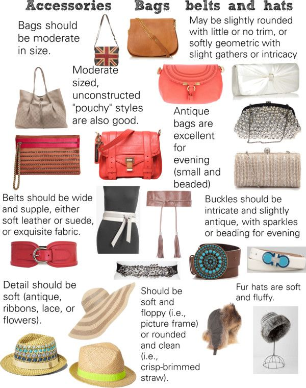 """Soft Natural Accessories to avoid - Bags, belts and hats"" by lightspring on Polyvore"