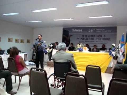 marquinhos do valle - 56° Concílio da Aliança Congregacional em Gravatá-PE
