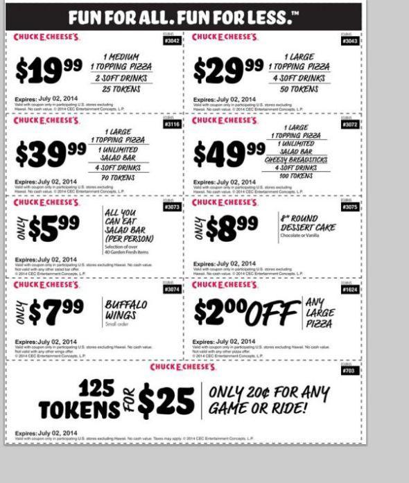 Best restaurant coupons