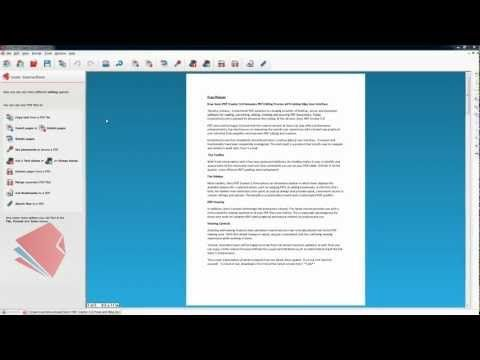 Making Professionally Looking PDF Resumes On the Go – Sonic PDF Creator Mobile App