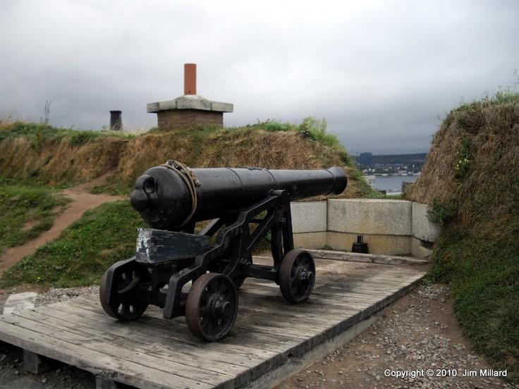 The Citadel- Halifax, Nova Scotia