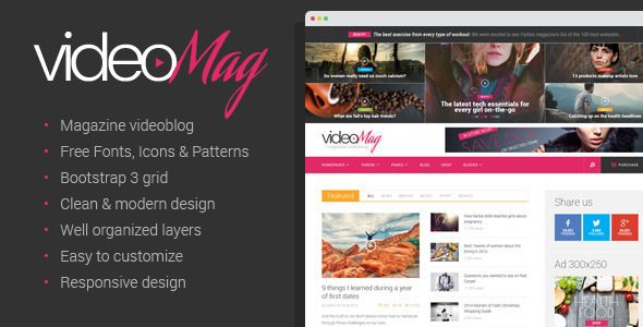 27 best Themes24x7 images on Pinterest | Wordpress template ...