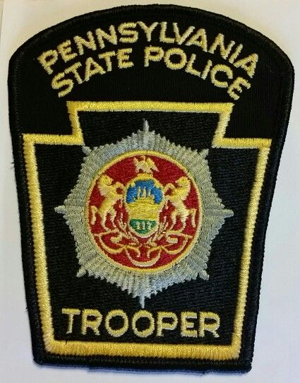 Pennsylvania State Police Trooper