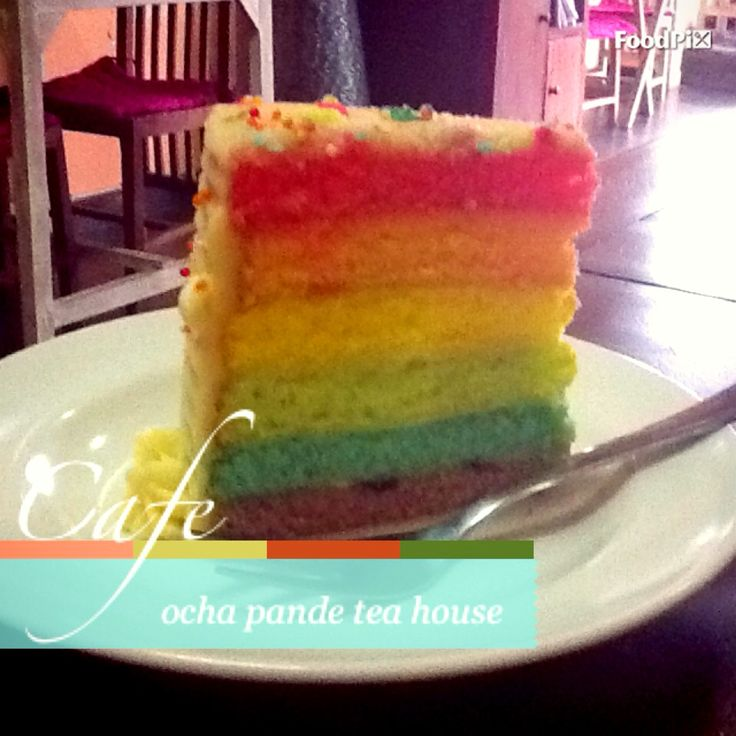 our special rainbowcake :)