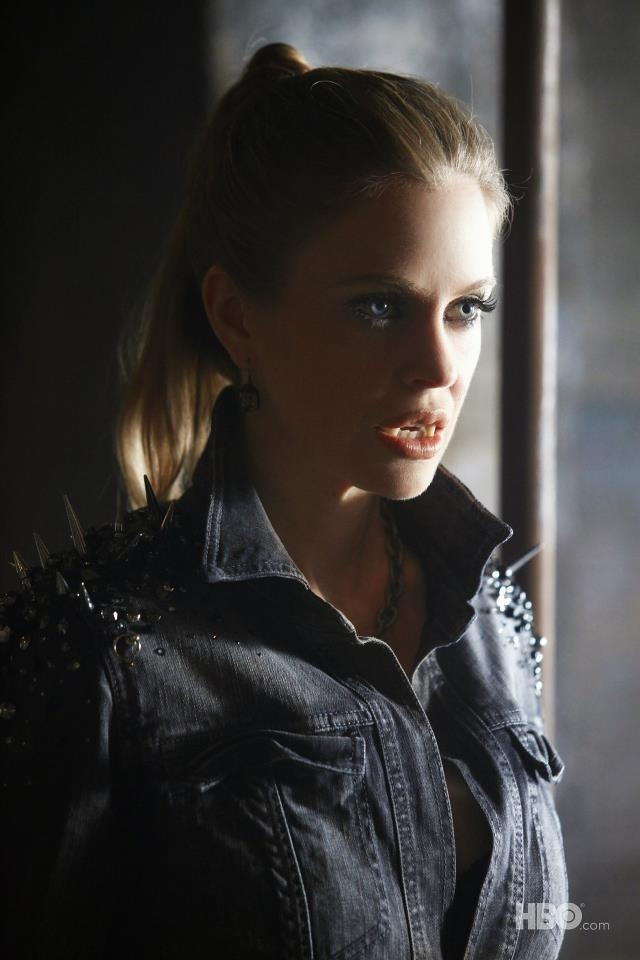 True Blood: Pam. Actually the best character
