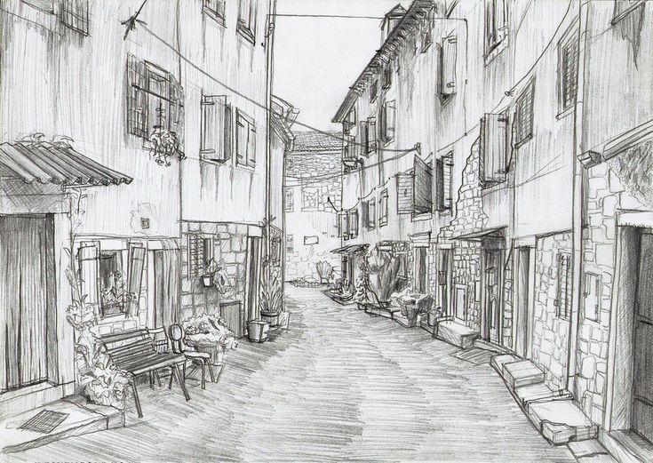 Historical Street by Rievil.deviantart.com on @DeviantArt