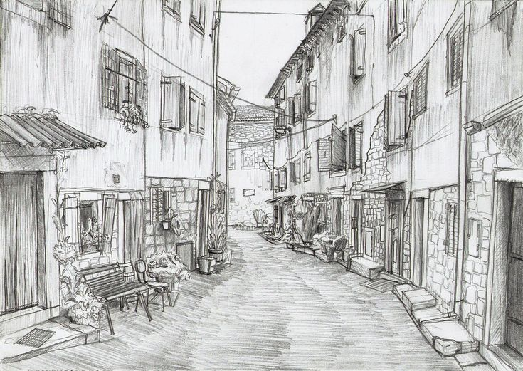 Historical Street by Rievil.deviantart.com on @DeviantArt