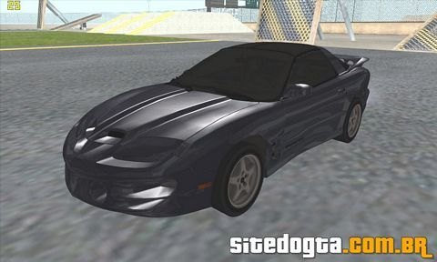 Pontiac Firebird Trans Am 2002 para GTA San Andreas