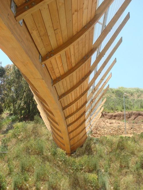 Bridge in Zapallar