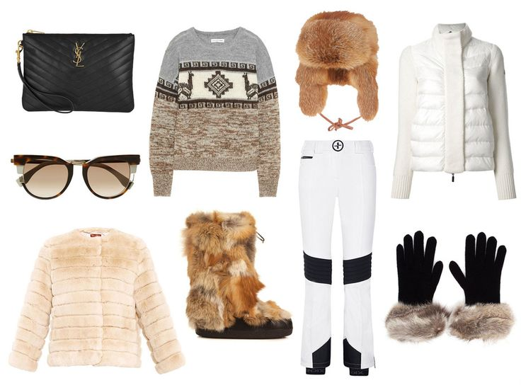 There are resorts for every personality and every budget, but there's something to be said the traditional, postcard-perfect ski experience�think champagne, Ferraris, and Bridgitte Bardot in the �70s. These high-fashion pieces, from fox fur boots to Fendi sunglasses, will ensure an on-point, on-piste fashion statement this winter.What to wear: Chinchilla, sable fur, designer names, classic colorsWhere to go: St. Mortiz, Deer Valley, AspenClick through to shop the look...: