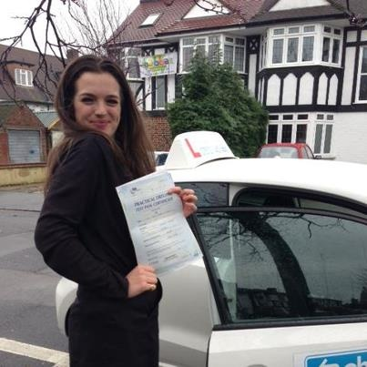 All the hard work made by L-Driving is just paid off.I got my licence today!! http://goo.gl/iWOAGi