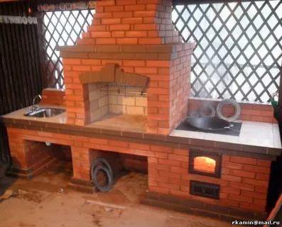 печь мангал из кирпича своими руками чертежи и фото: 12 тыс изображений найдено в Яндекс.Картинках
