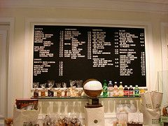 Menu @ Bouchon Bakery To Go Counter | by MidtownLunch