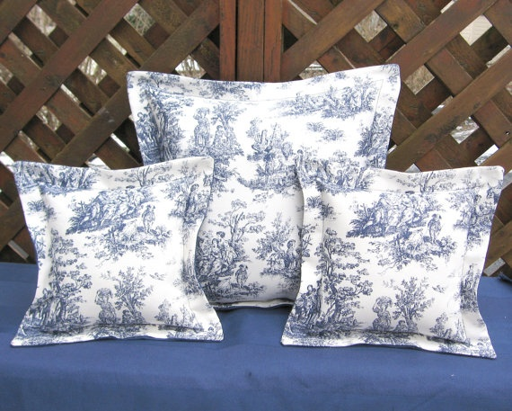 17 Best images about French Country Throw Pillows on