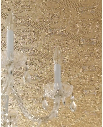 Paintable textured wallpaper for ceiling inspiration - Textured wallpaper on ceiling ...